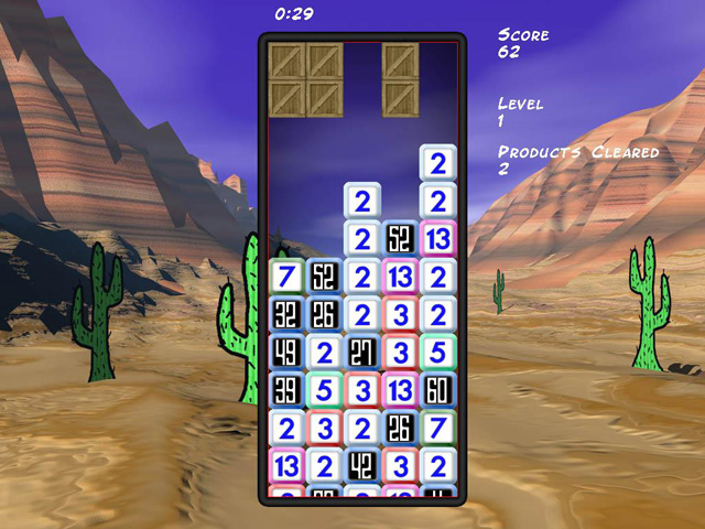 Click to view Prime Time: Math Adventure 1.3 screenshot